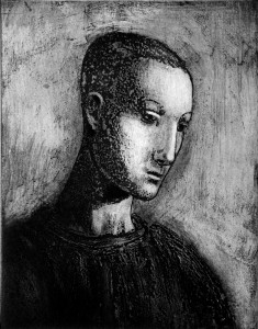 1984, Bust, Etching